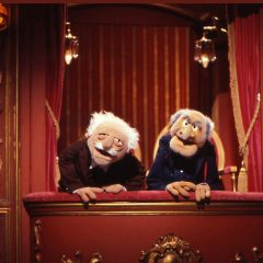Stattler and Waldorf - The Muppets