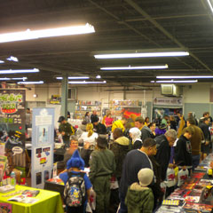 The Great Allentown Comic Con Day 1