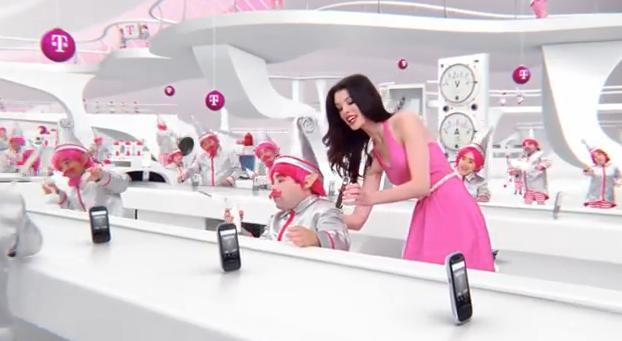 T-Mobile Orgy Wonderland