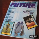 Future Life and Star Wars Movie Cards