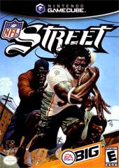 NFL Street 1 Nintendo Gamecube