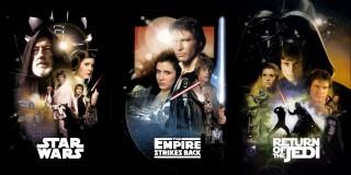 Star Wars Original Trilogy Artwork