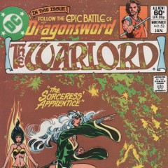 The Warlord Epic Battle of Dragonsword