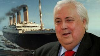 Clive Palmer - Titanic II - Titanic 2