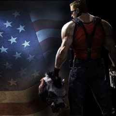 Duke Nukem Forever American Icon