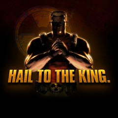 Duke Nukem Hail to the King Baby