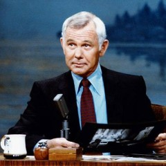 Johnny Carson and the Top 10 TV Hosts