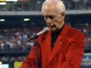 Jack Buck, St. Louis Cardinals