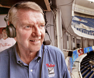 Harry Kalas, Philadelphia Phillies