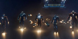 Iron Man 3 Iron Men All of Tony Starks Suits
