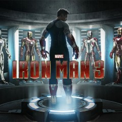 Marvel Presents Movie Review of Iron Man 3