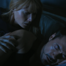 Pepper Potts and Tony Stark in Bed