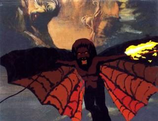 Ralph Bakshi's Balrog of Khazad-dûm