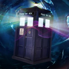 Dr Who Tardis Police Call Box
