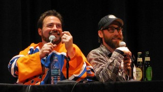 Kevin Smith and Scott Mosier do a Live recording of SModCast