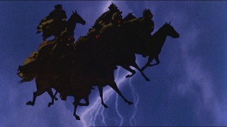 Ralph Bakshi's Rotoscoped Nazgul (Black Riders)