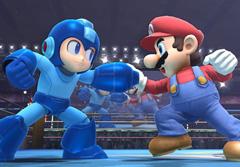 Mega Man Coming to Super Smash Bros