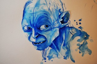Gollum by Piosevik77 on deviantArt