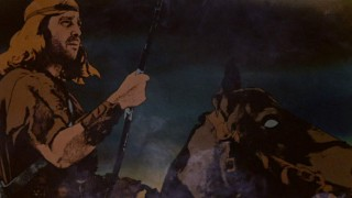 Ralph Bakshi's rotoscoped Riders of Rohan