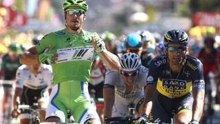 Peter Sagan won the Green Jersey well before the streets of Paris