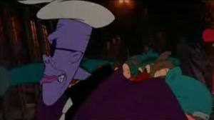 Sparks in Cool World voiced by Michael David Lally