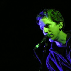 They Might be Giants John Linnell in Green and Purple by cyenu
