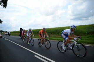 A Breakaway in a Grand Tour