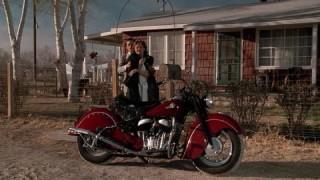 Frank Harris' played by Brad Pitt, Motorcycle (Cool World)