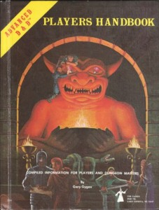 Dungeons & Dragons 1st Edition