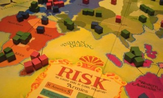 The Game of Risk - Cube Units