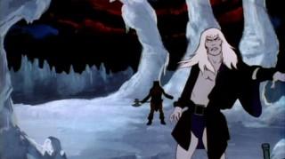 Darkwolf challenges Nekron to fight
