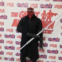 Darth Maul at 2013 Great Allentown Comic Con