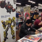Illustrator Dan Khanna at The Great Allentown Comic Con