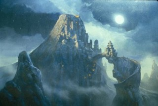 One of the many great backgrounds used in Fire and Ice