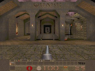 Quake 1 Start of Game