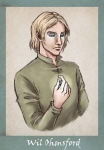 Wil Ohmsford Elfstones of Shannara