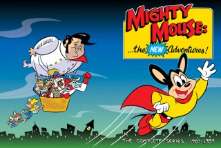 With Bakshi at the helm Mighty Mouse The New Adventures was wildly successful