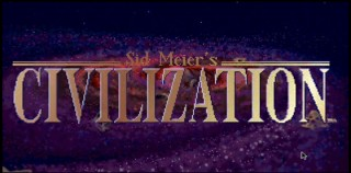 Sid Meier's Civilization 1 Title Screen