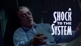 A Shock to the System Title Screen