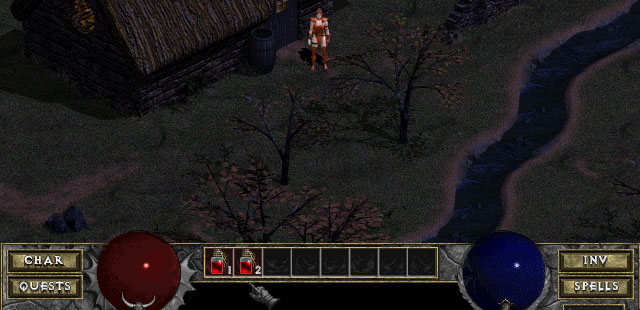 Diablo 1 Retro Gaming Revisited