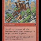 Goblin Bombardment from Tempest