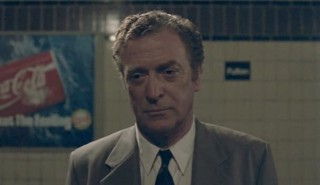 Michael Caine as George Marshall in A Shock to the System