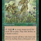 Priest of Titania from Urza's Saga