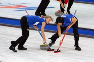 2010 Winter Olympics - Curling - Women - USA