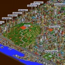SimCity 2000 Scenario Barcelona, Spain