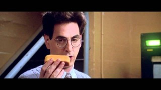 Egon did say it would be a six hundred pound Twinkie