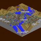 Egypt Falls - SimCity 2000 Preloaded City