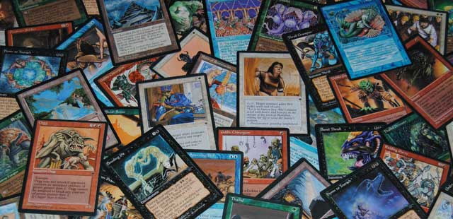 Fallen Edition Magic the Gathering