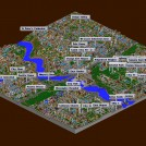 Four Cities - SimCity 2000 Preloaded City
