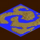 Glorioso - TOMG-B2 - SimCity 2000 Preloaded City
